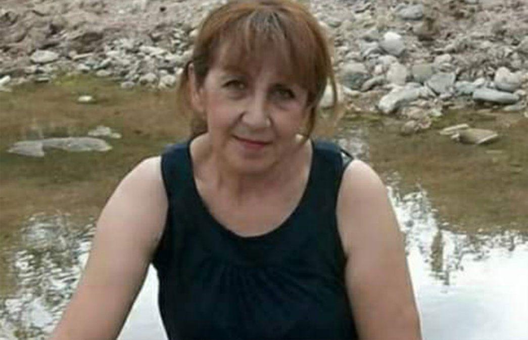 El femicidio de Dora Hidalgo habría sido cometido con un hacha