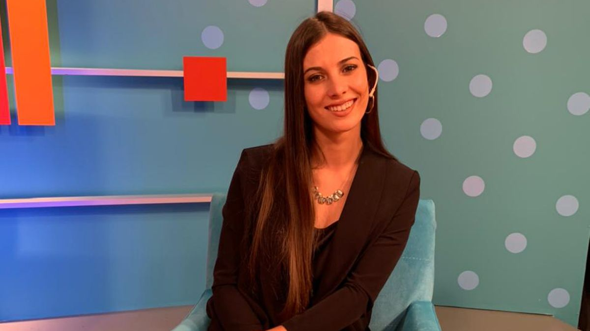 Mayra Tous.