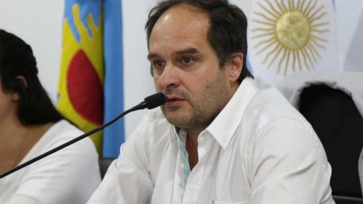 Santiago Maggiotti fue tres veces intendente de Navarro