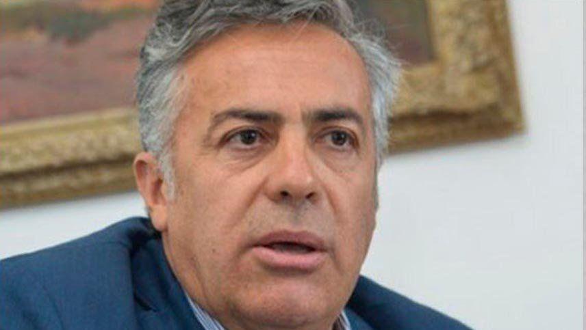 Cornejo: Pareciera que en Mendoza se apilan los cadáveres