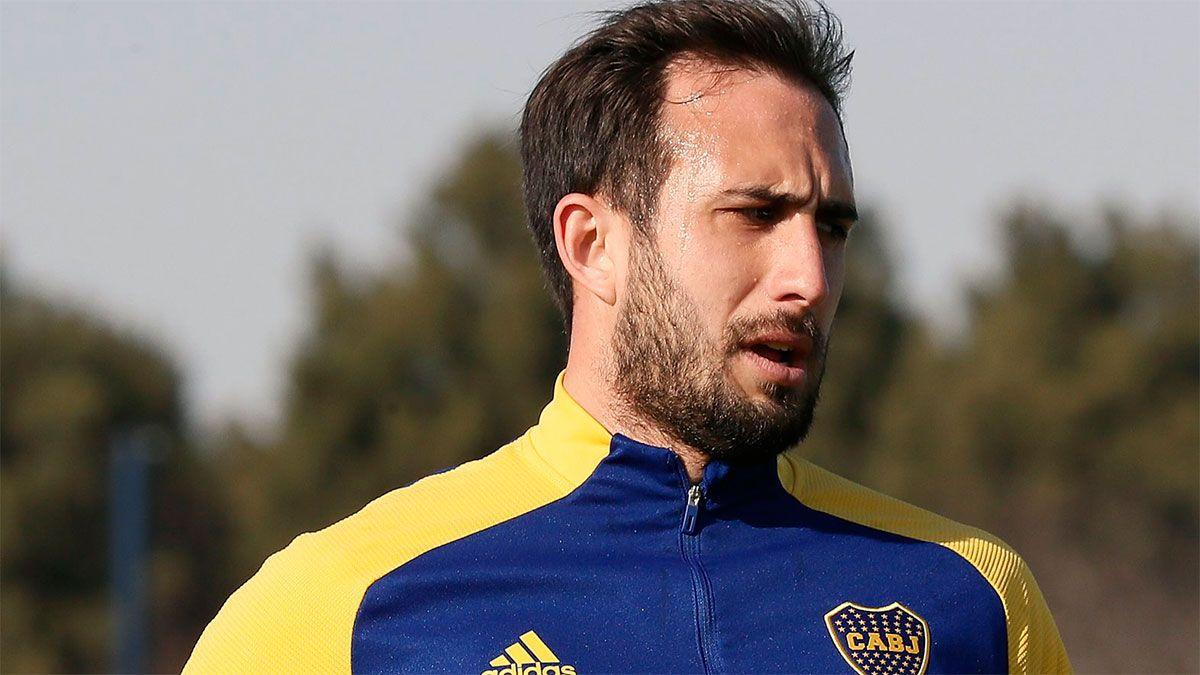 Carlos Izquierdoz es pretendido por el Shabab Fútbol Club de Arabia Saudita.
