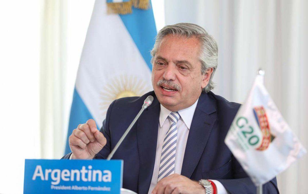 Alberto Fernández: El aborto es un problema de salud pública