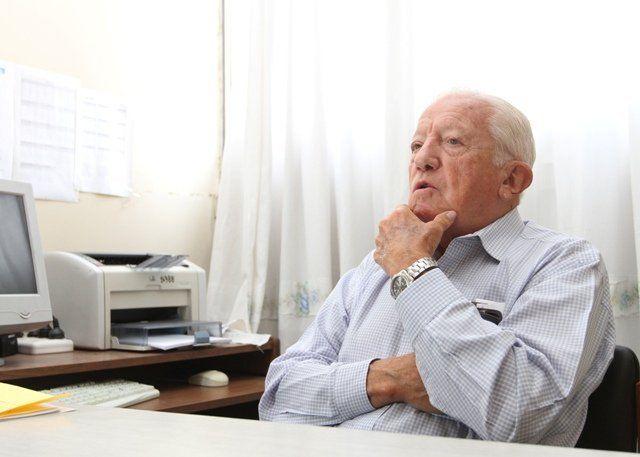 Armando Noguer, 50 años en el Club de Leones y 7 veces presidente