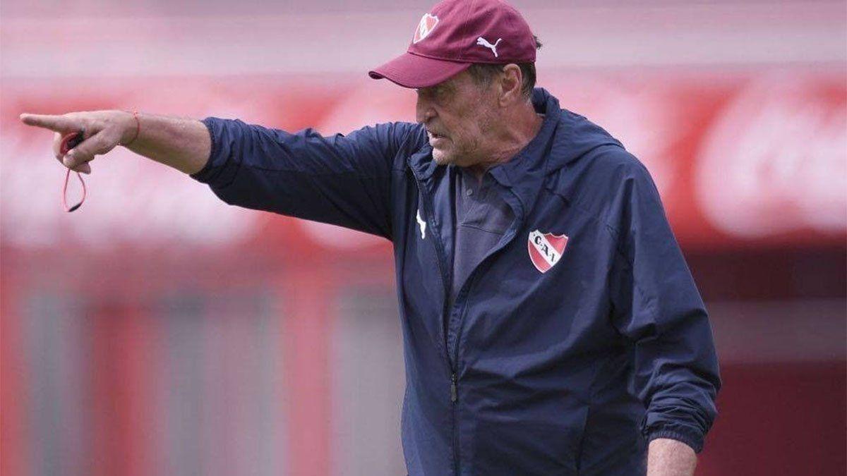 Independiente incorporó a un importante delantero