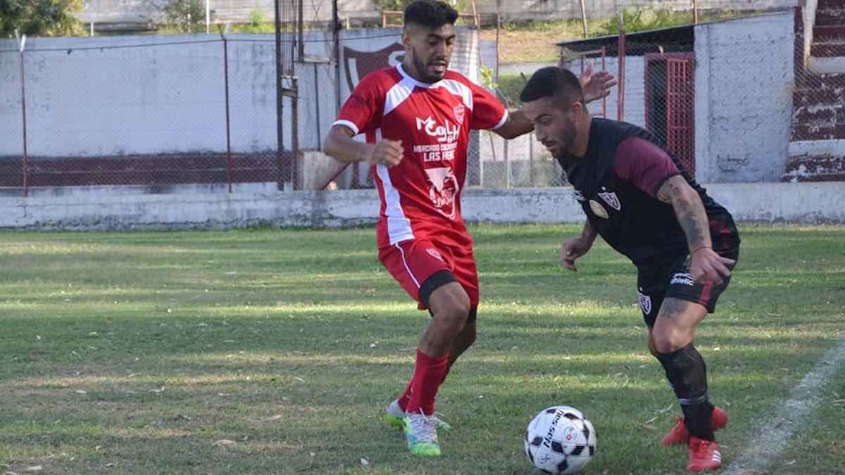 La Liga Mendocina frenó el fútbol en todas las categorías
