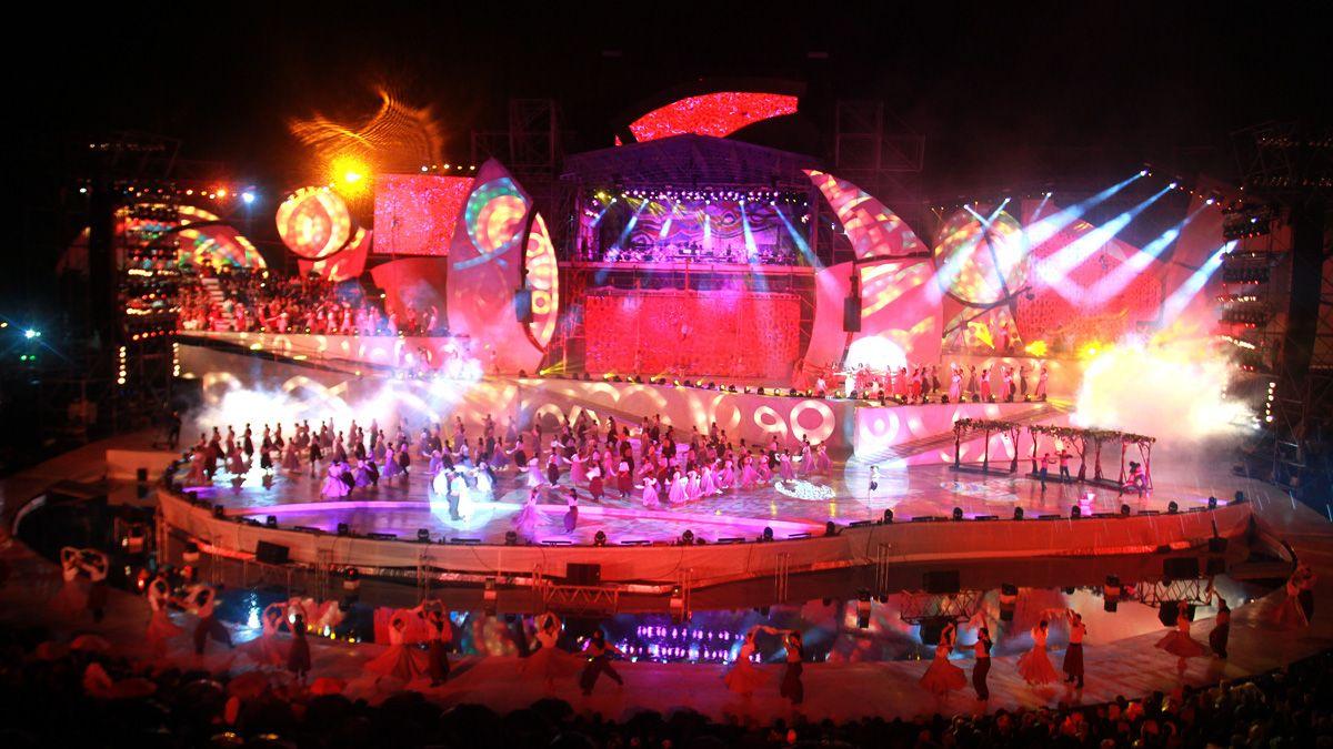 La Fiesta de la Vendimia 2021 será transmitida el 6 de marzo.