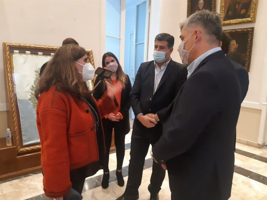La reunión de la bicameral de Covid por la pandemia y la ministra de Salud