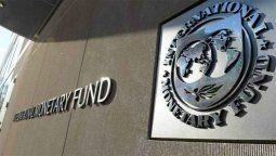 Sede del FMI en Nueva York.