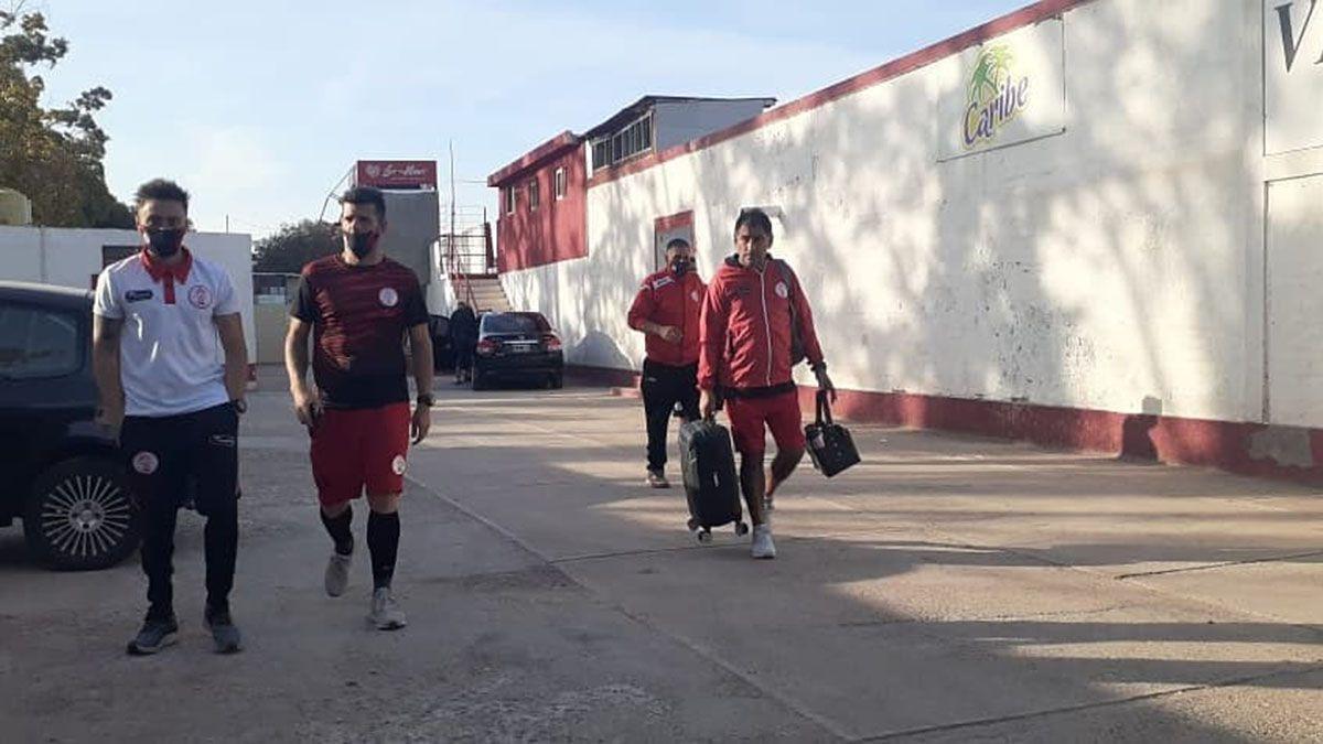 Darío Alaniz volverá a dirigir al equipo luego de recuperarse del Covid-19.
