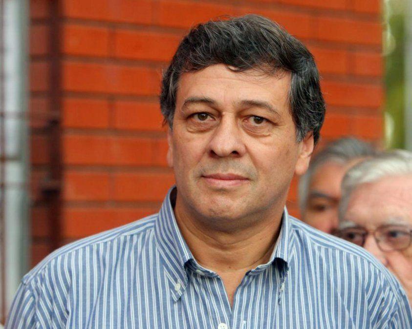 El intendente de Las Heras
