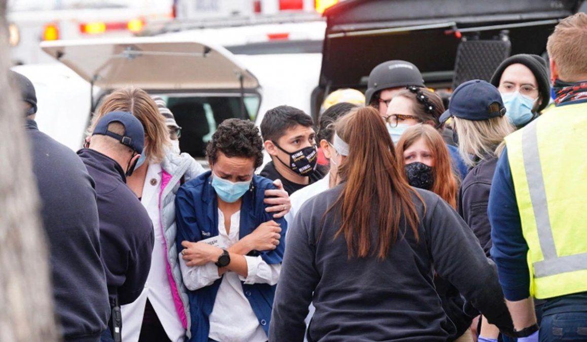 Masacre de Colorado: 10 muertos en ataque a supermercado
