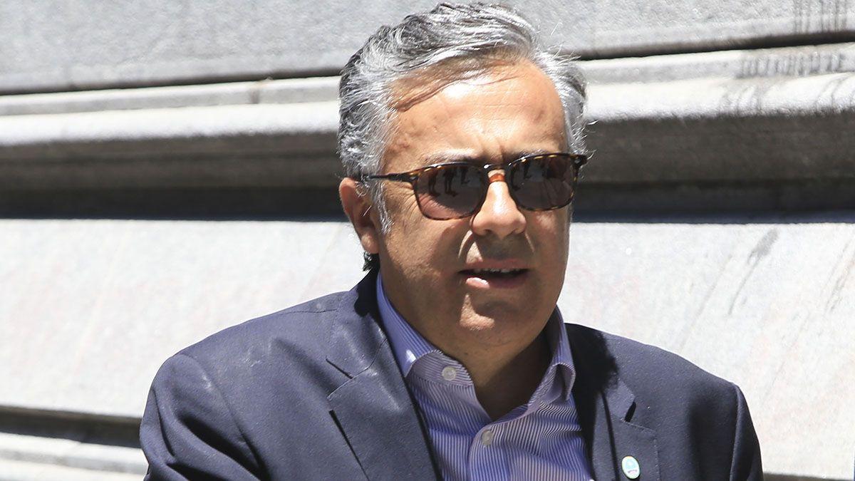 Alfredo Cornejo se lanzó como precandidato a Presidente en la interna de Juntos por el Cambio.
