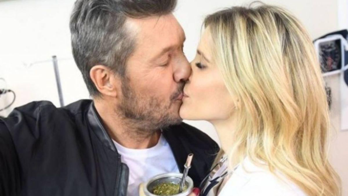¡Sorpresivo! Guillermina Valdés y Marcelo Tinelli anunciaron que se agranda la familia