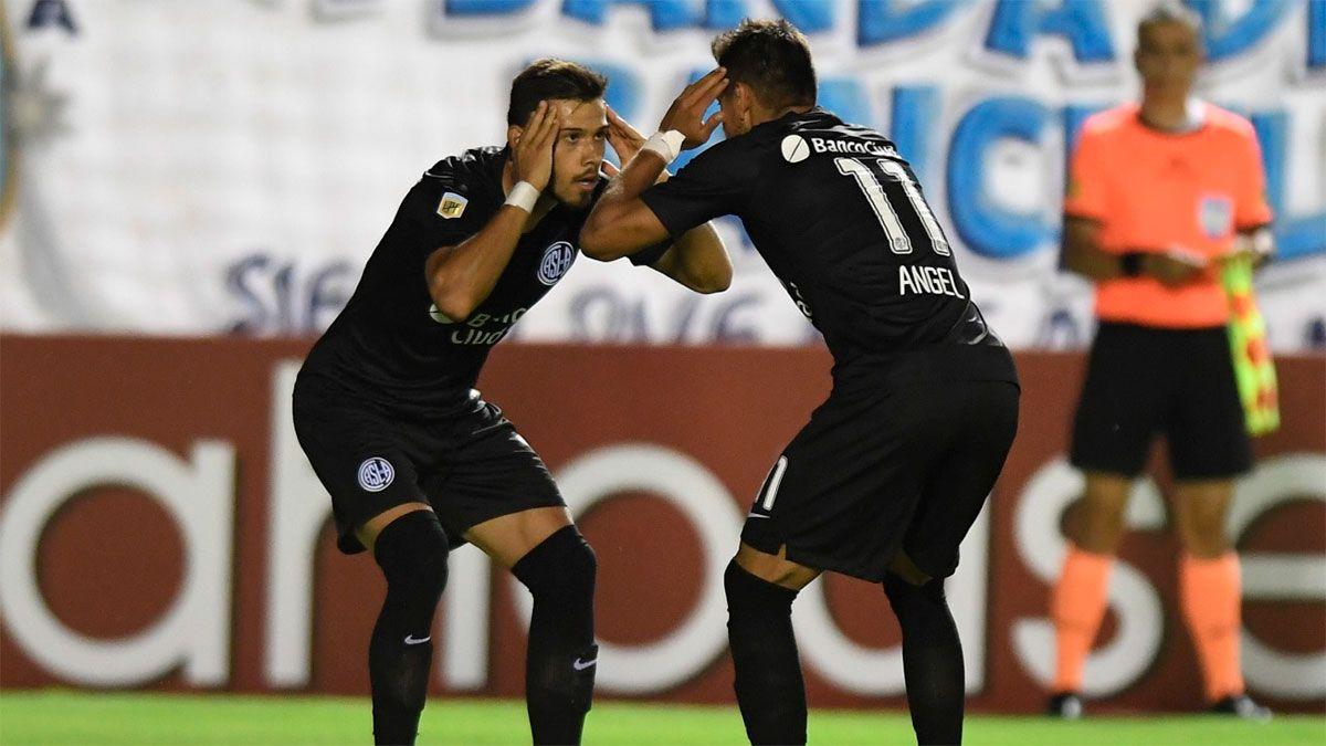 San Lorenzo ganó en Tucumán y mantiene viva su ilusión