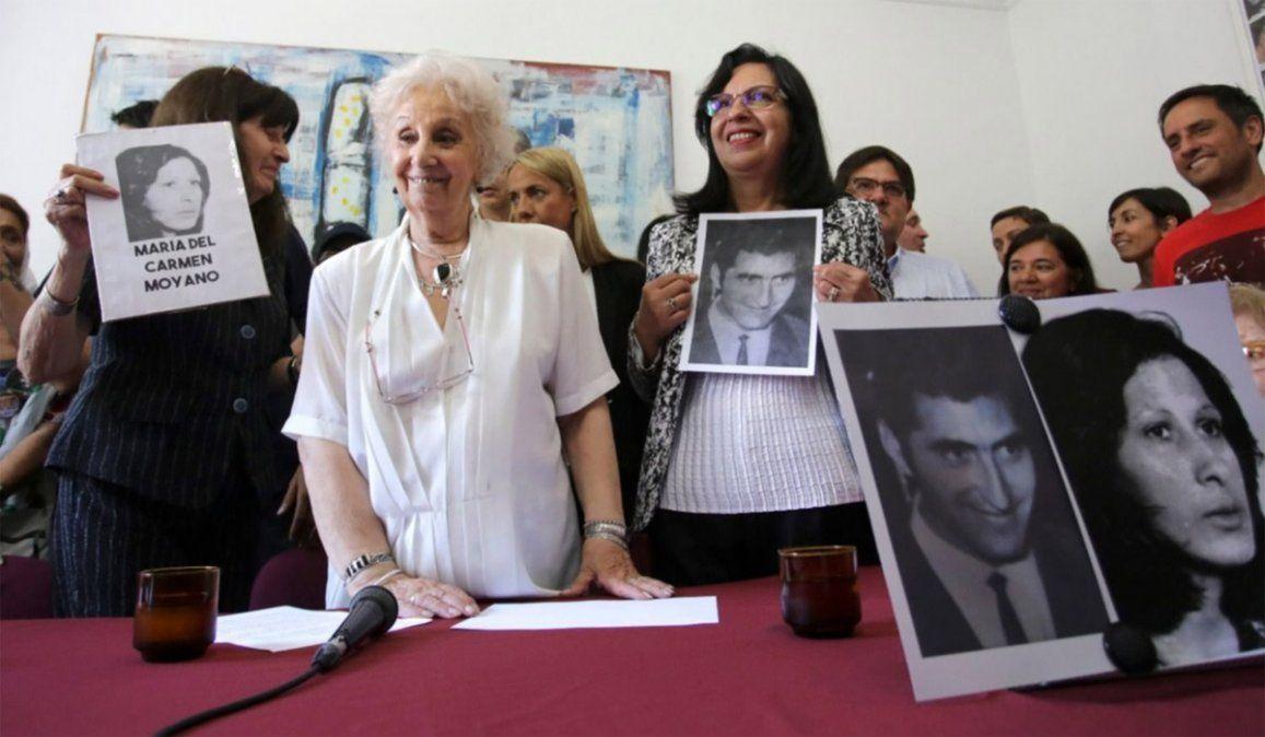 La nieta 127 reveló cómo recuperó su identidad en Mendoza