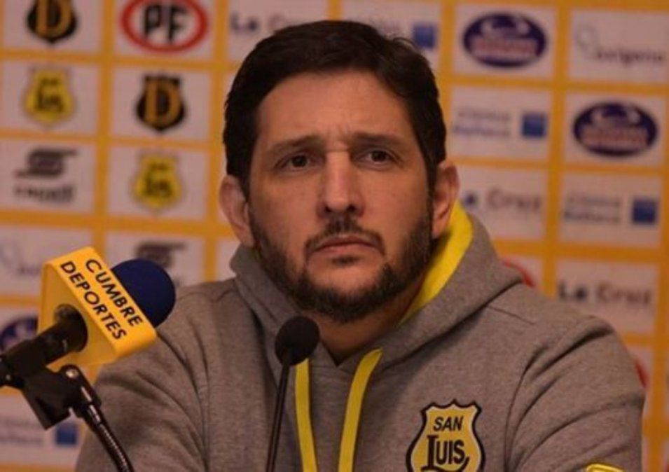 Germán Paoloski dejó de ser presidente de un club chileno