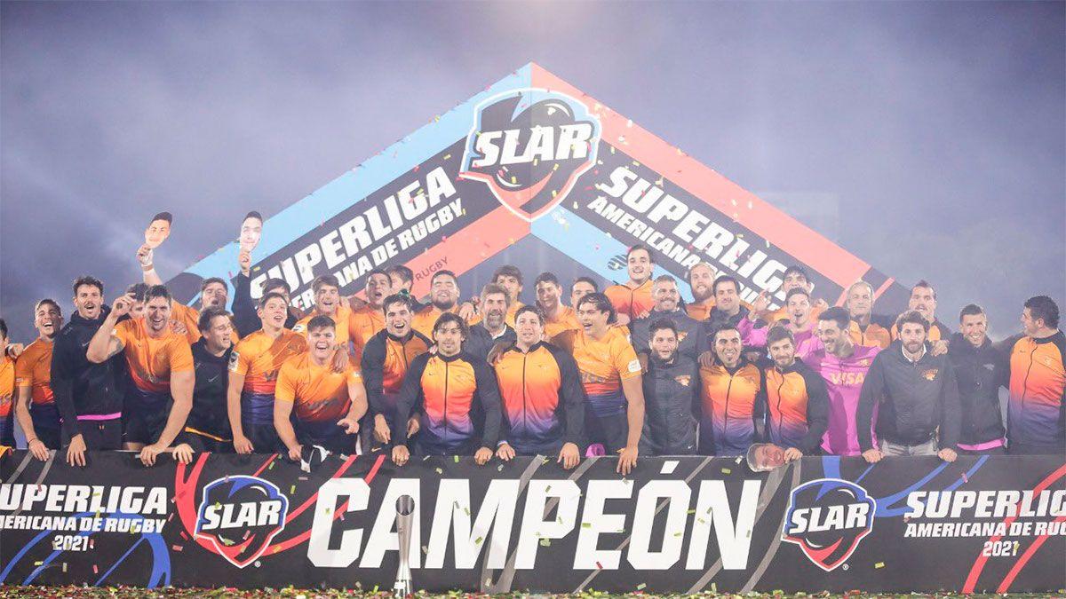 Jaguares XV es el primer campeón de la Superliga Americana