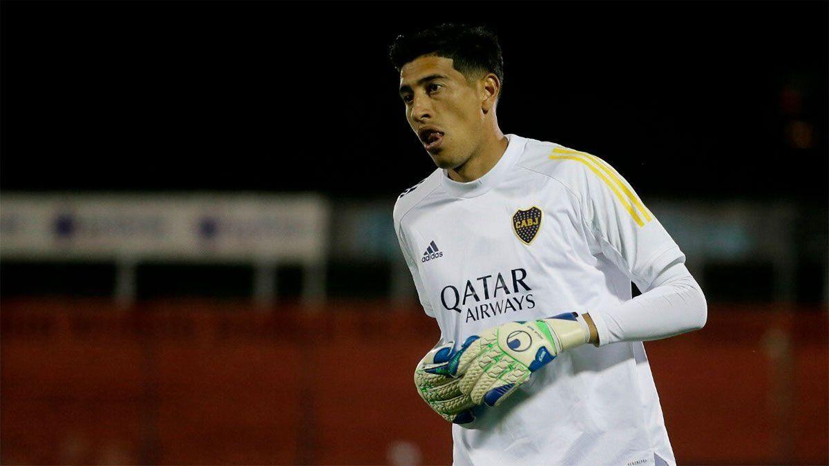 Hay alarma en Boca por Esteban Andrada
