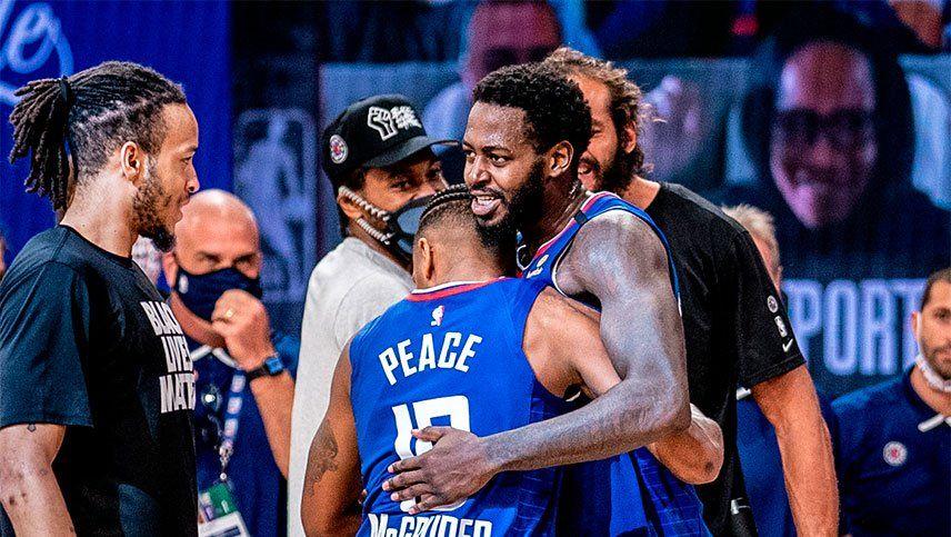 Los Clippers complicaron las chances de los Blazers para la postemporada
