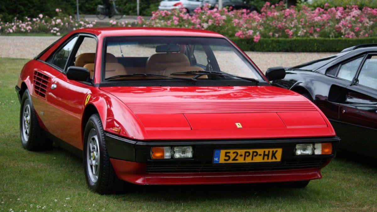 La Ferrari de los pobres. Así se llamó Ferrari a este deportivo con muchas fallas.
