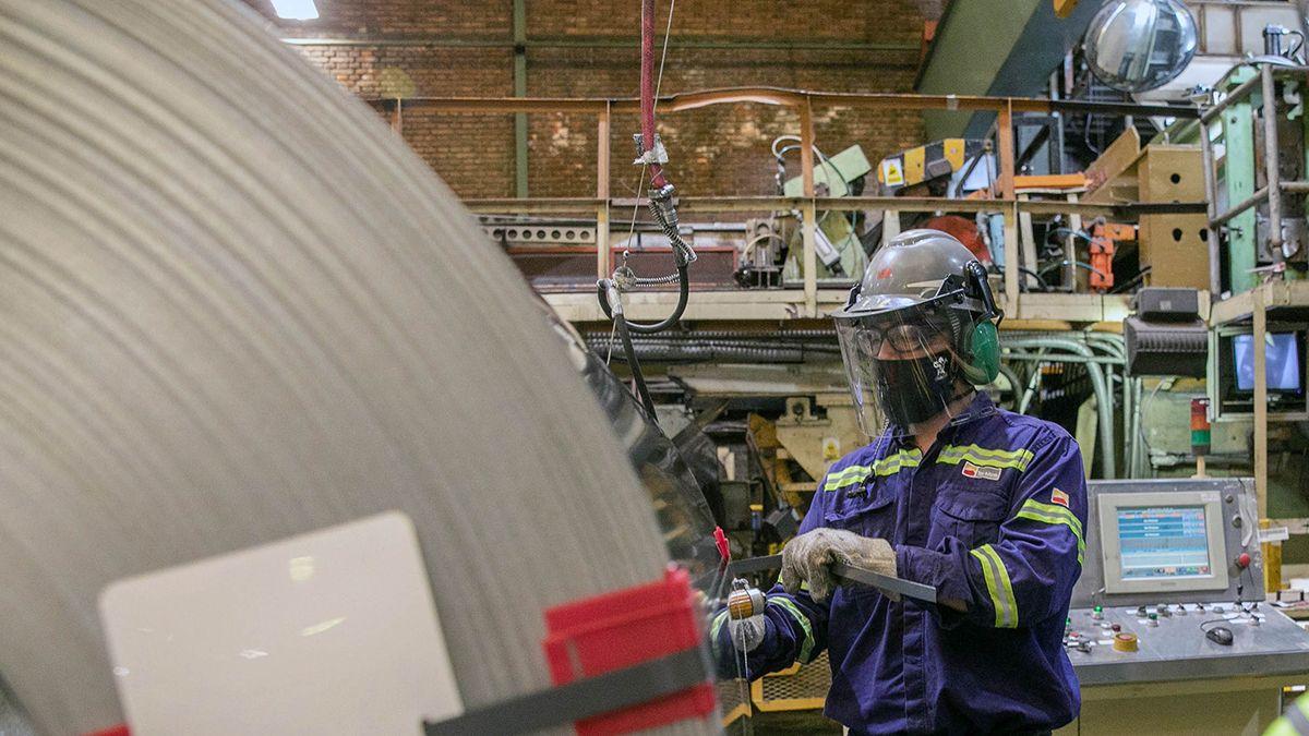 Pymes: el Gobierno creó un programa de asistencia técnica y capacitación.