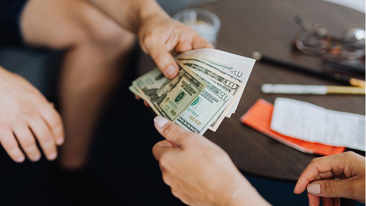 El dólar blue registró en el último período una baja demanda.