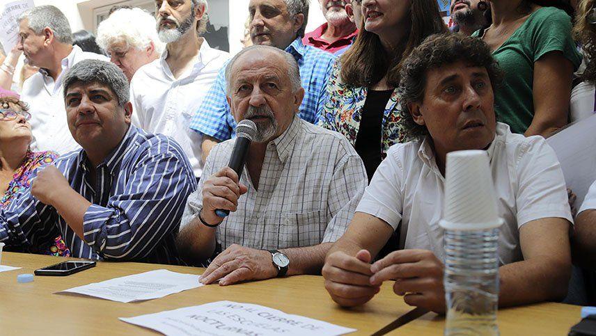 Yasky: La idea es salir de la crisis sin aplicar las recetas neoliberales que teníamos con Macri