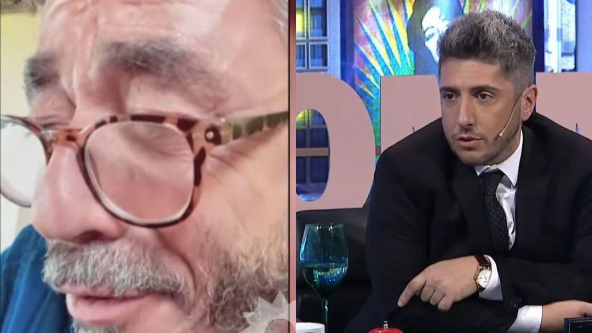 Pablo Granados apuntó contra Jey Mammon.