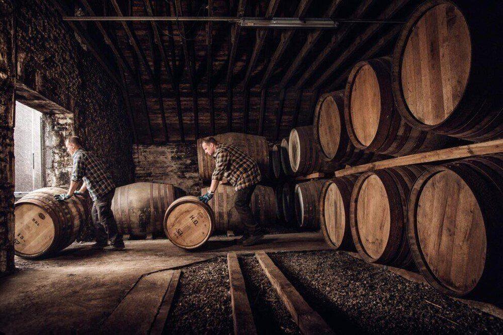 Whisky y vino: dos mundos en contacto