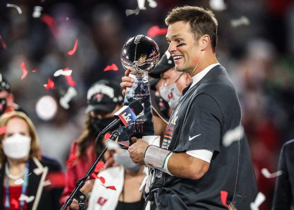 Tom Brady y los Tampa Bay Bucaneers hicieron historia en el Super Bowl