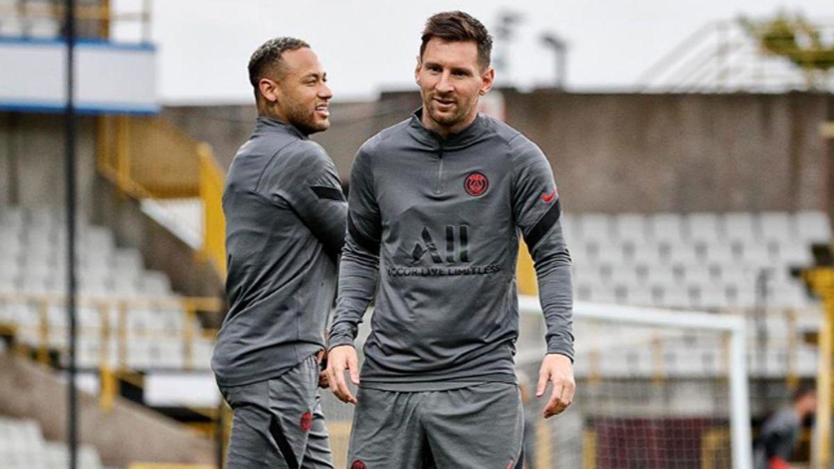 Lionel Messi y Neymar, dos de las estrellas del PSG.