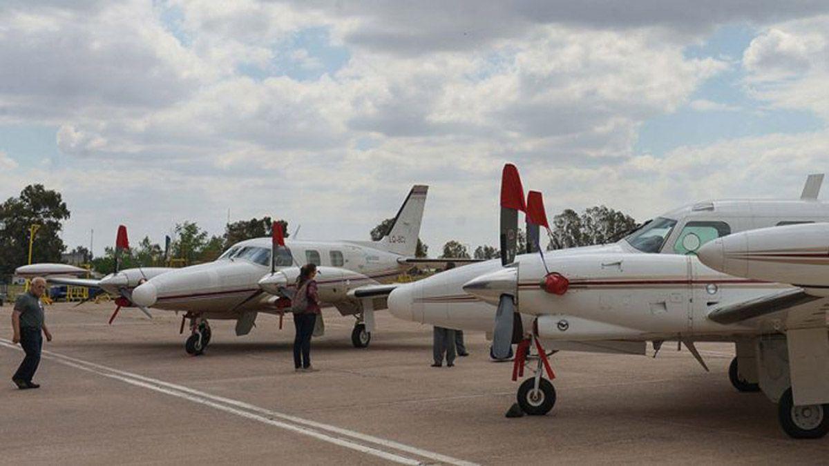Los aviones antigranizos querían ser llevados a Bulgaria.visibility