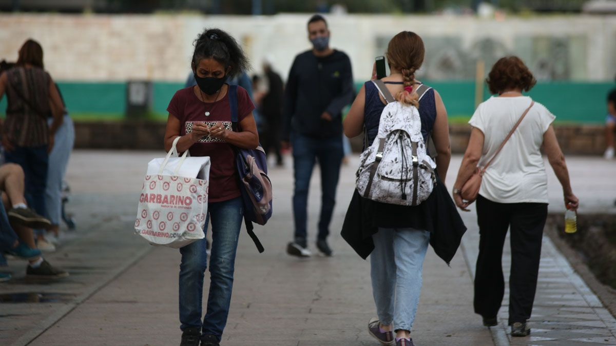Casi 200 fueron los casos de coronavirus en Mendoza esta martes.