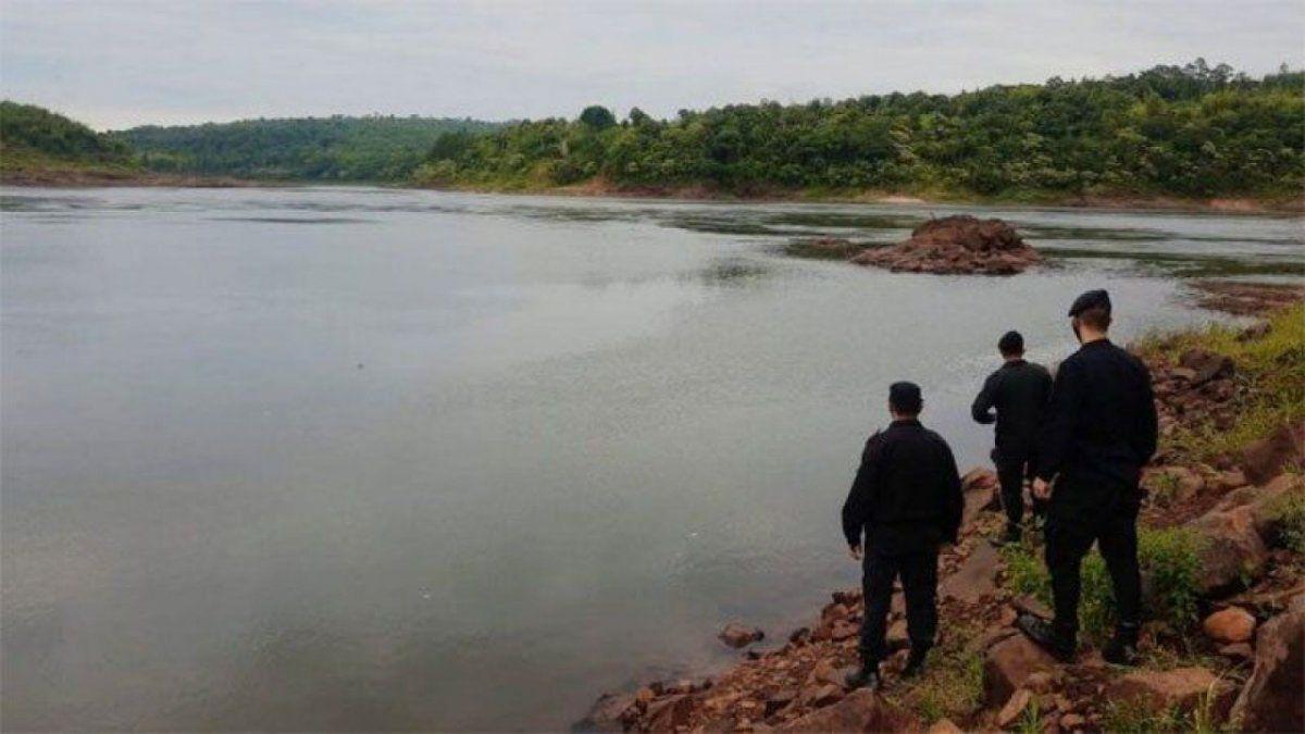 Tragedia. Tres hermanos se ahogaron en el río Paraná.