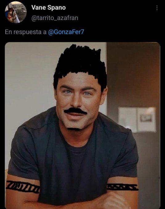 El Zac Efron igual a Ricardo Fort es viral en redes