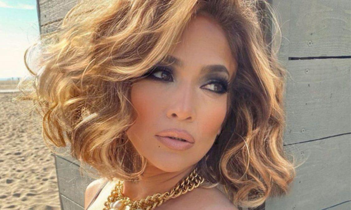 El video de Jennifer Lopez sin una gota de maquillaje que impactó a sus fans