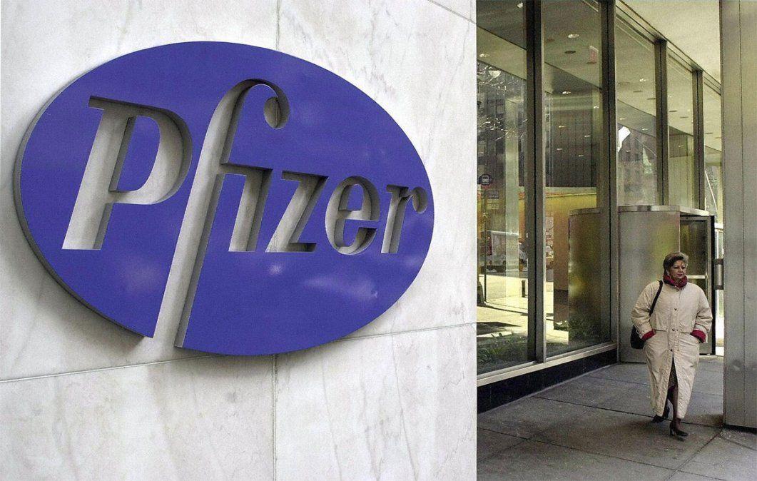 Pfizer pidió autorización de emergencia a Argentina para su vacuna