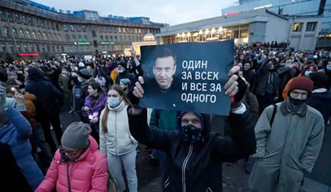 Aunque las fuerzas de seguridad rusas realizaron varios operativos