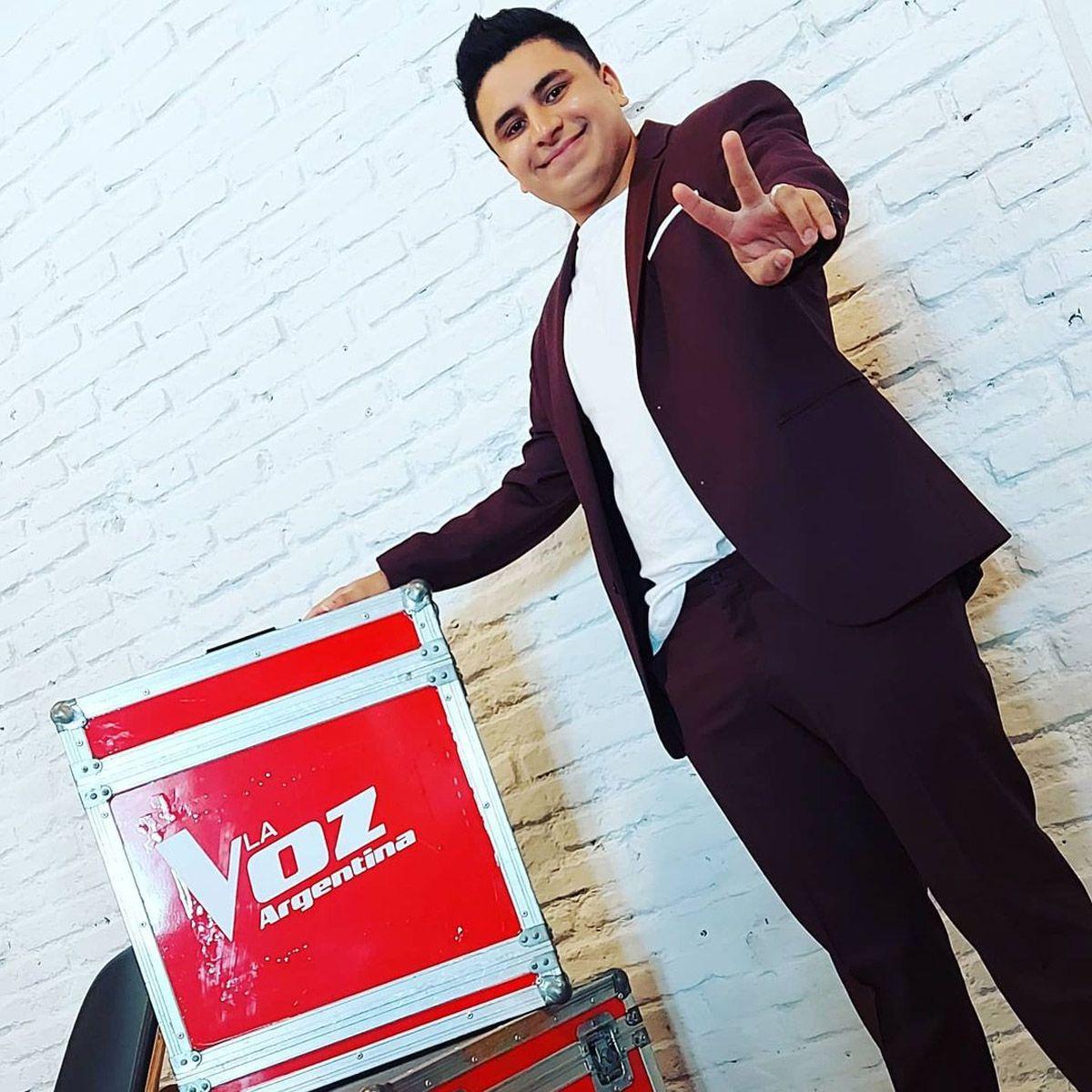 Fran Benítez se llevó $1.500.000 como ganador de La Voz Argentina 2021