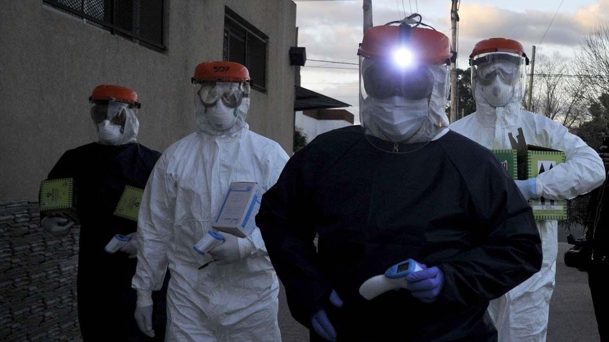 Coronavirus en Argentina: más de 1.200.000 contagios.