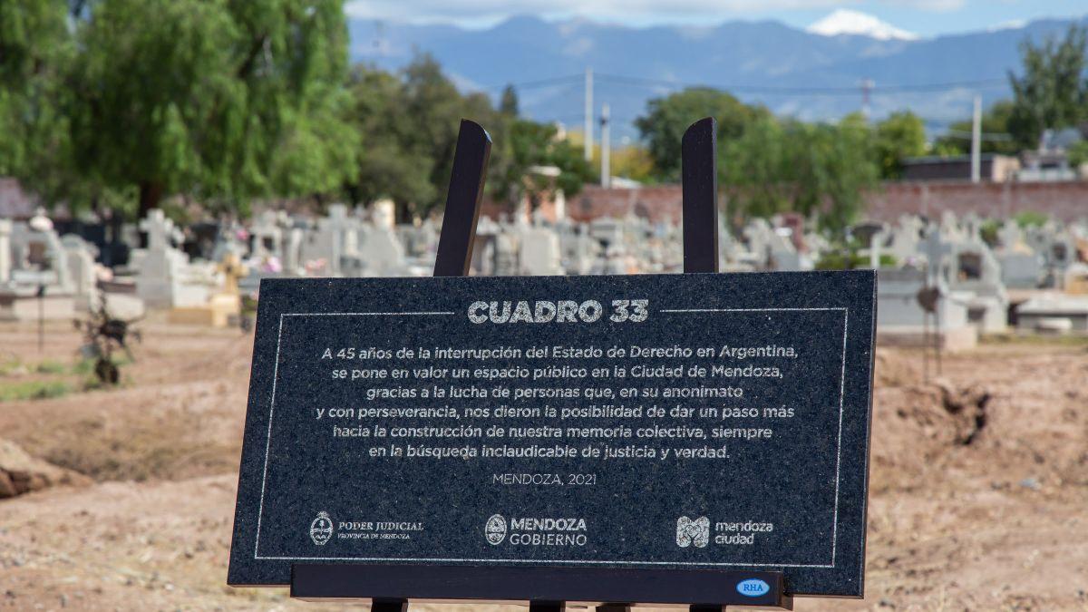 Esta es la placa instalada en el Cuadro 33