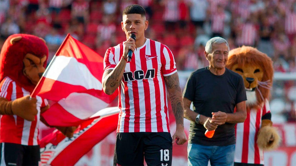Marcos Rojo, muy cerca de tener nuevo club en Inglaterra