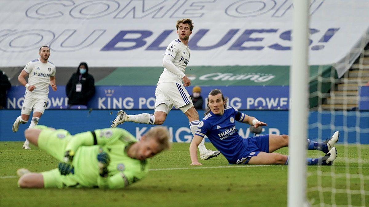 El Leeds de Bielsa dio la sorpresa y le ganó al Leicester