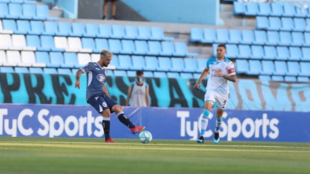 La Lepra sumó otra derrota, esta vez ante Belgrano