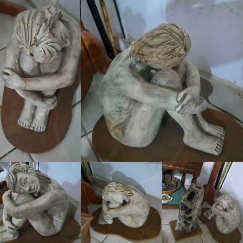 Escultura en Mar del Plata: ¿fin del misterio?