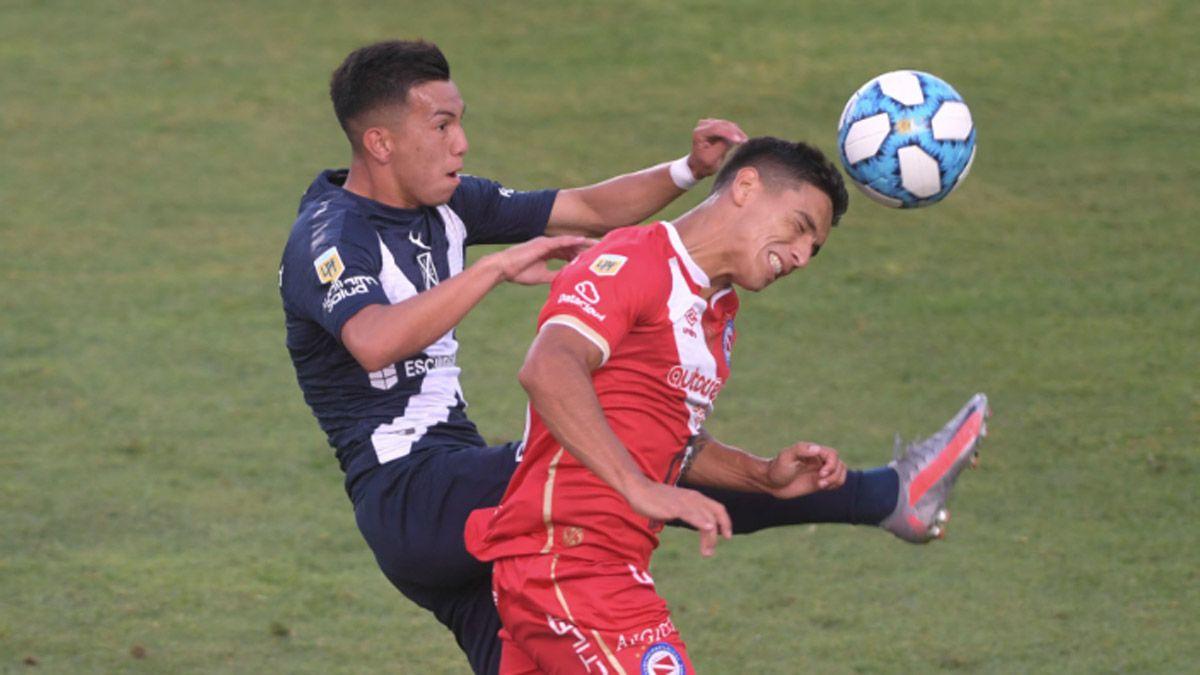 Gran victoria de Independiente en La Paternal