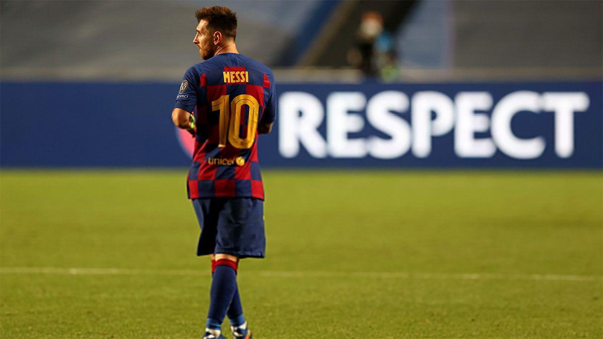 El sueño de poder enfrentar a Messi en Tokio