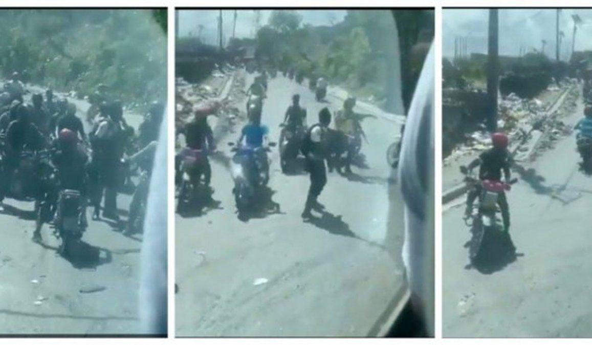 La selección de Belice vivió momentos de terror en su llegada a Haití
