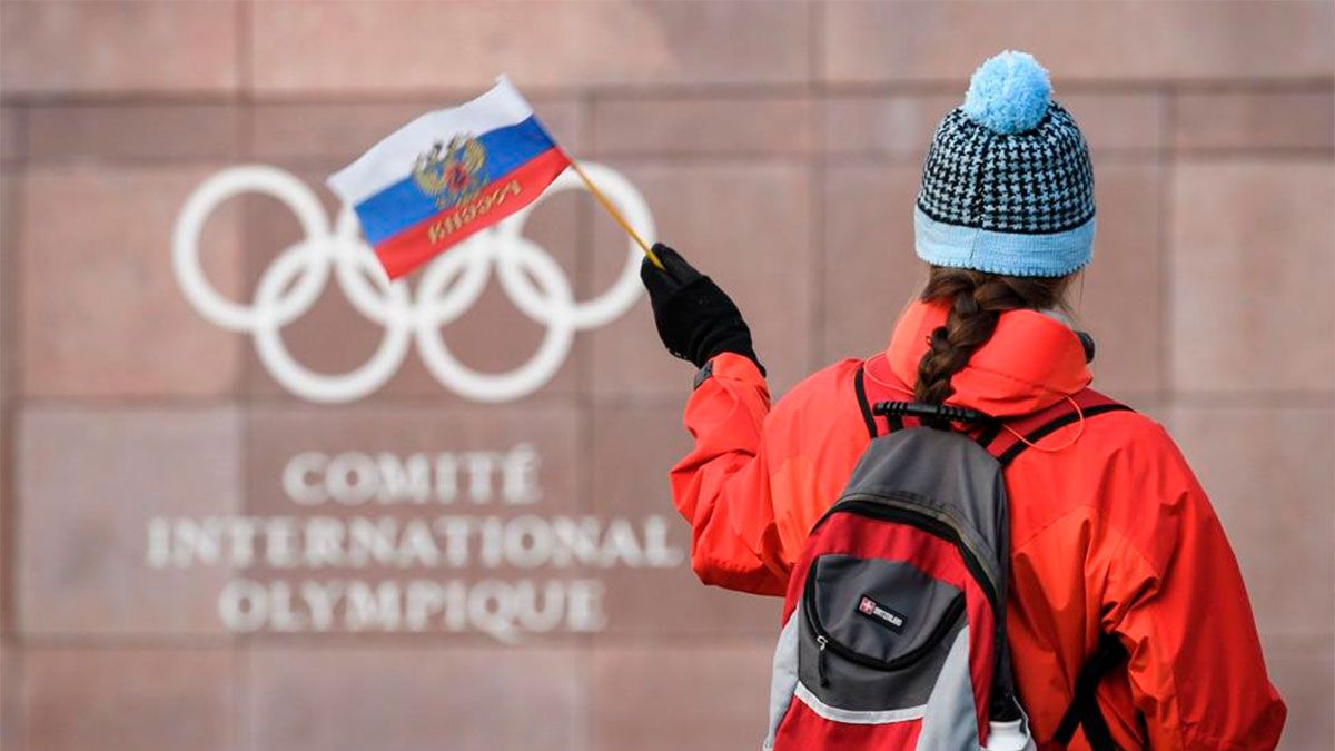 La sanción a Rusia por los doping, en manos del TAS