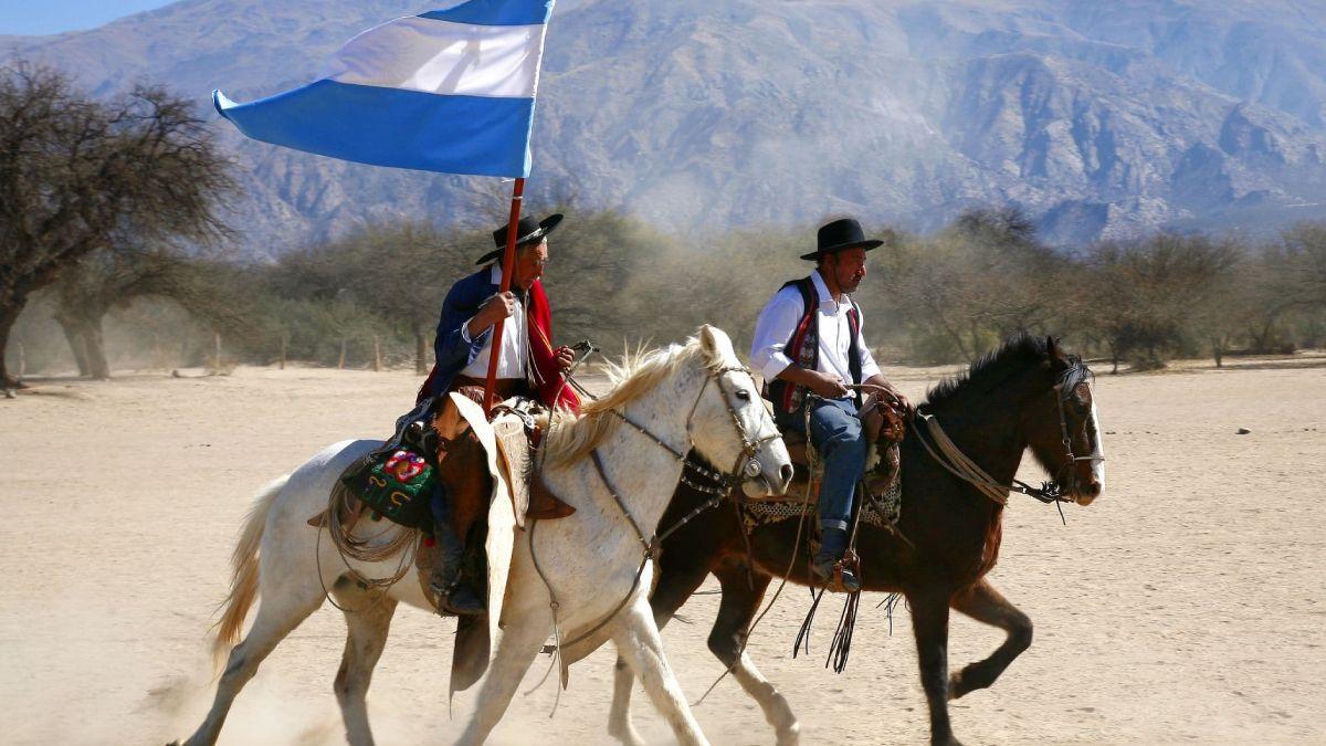 Se celebra este domingo el Día Nacional del Gaucho